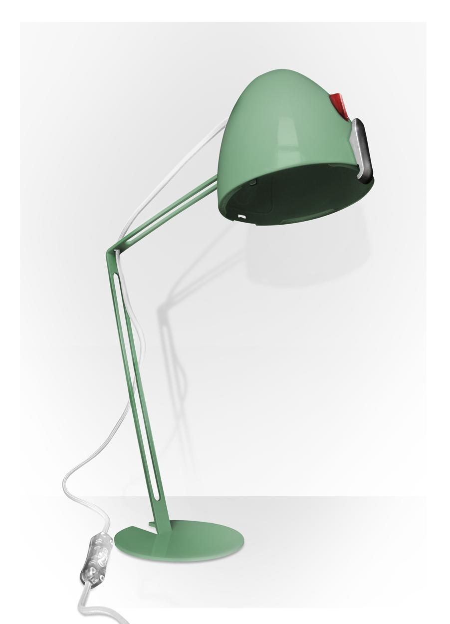 fenel  u0026 arno  steel et design  u00bb lampe de bureau  u20182 cv u2019